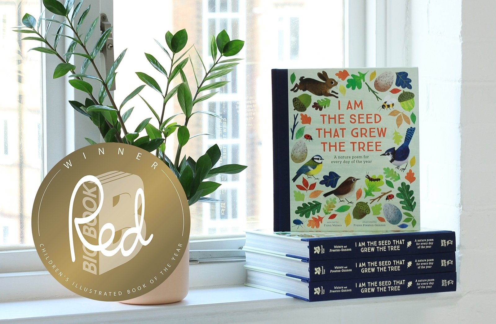 I Am The Seed That Grew The Tree wins Big Book Prize 2019