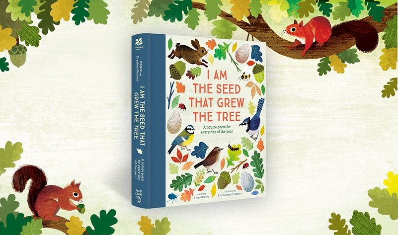Louise Bolongaro Head Of Picture Books Reflects On How We Grew I Am The Seed That Grew The Tree